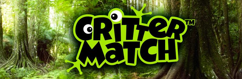 Critter Match Background